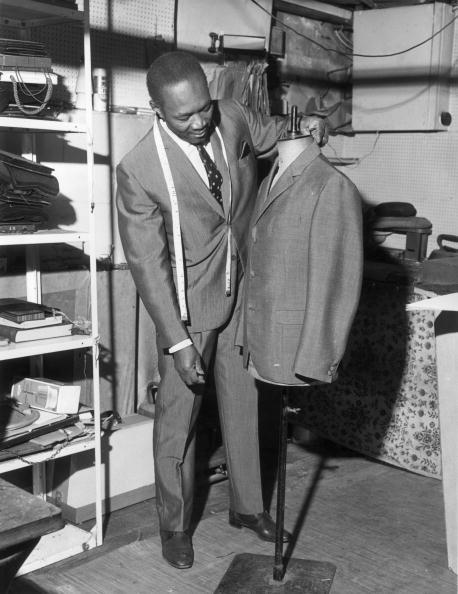 Black History in the UK「Jamaican Immigrant」:写真・画像(11)[壁紙.com]