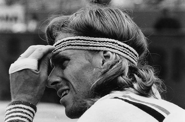 Swedish Culture「Borg's Headband」:写真・画像(0)[壁紙.com]