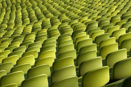 Continuity「Empty Stadium Seats」:スマホ壁紙(9)