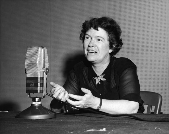 Interview - Event「Anthropologist Margaret Mead Gives A Radio Interview」:写真・画像(15)[壁紙.com]