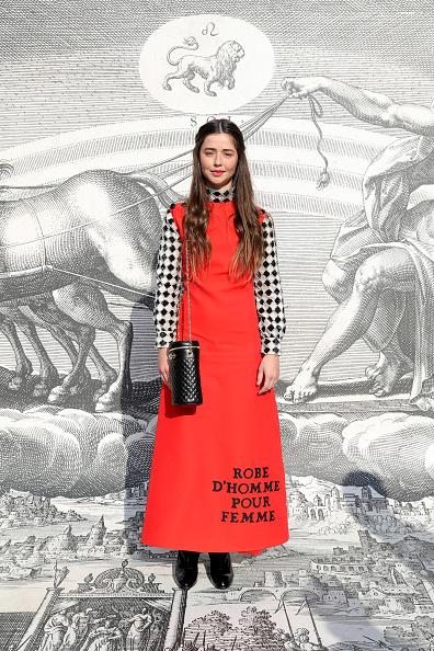 Diamond Pattern「Gucci - Arrivals - Milan Fashion Week Autumn/Winter 2019/20」:写真・画像(12)[壁紙.com]