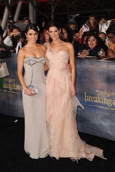"Film Premiere「Premiere Of  Summit Entertainment's ""The Twilight Saga: Breaking Dawn - Part 2"" - Arrivals」:写真・画像(2)[壁紙.com]"