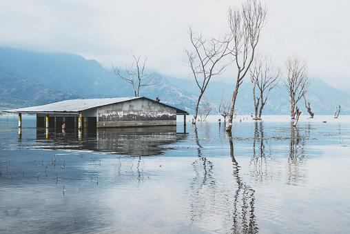 Lake Atitlan「Lake Atitlán flooding」:スマホ壁紙(3)