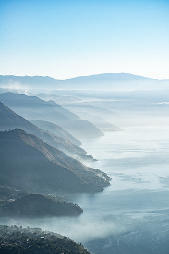 Lake Atitlan「Lake Atitlán sunrise」:スマホ壁紙(1)
