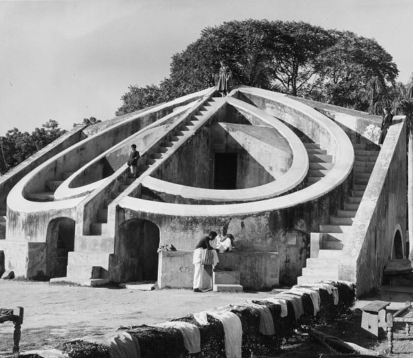 Delhi「Ancient Observatory」:写真・画像(10)[壁紙.com]