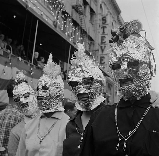 Tin Foil Men:ニュース(壁紙.com)