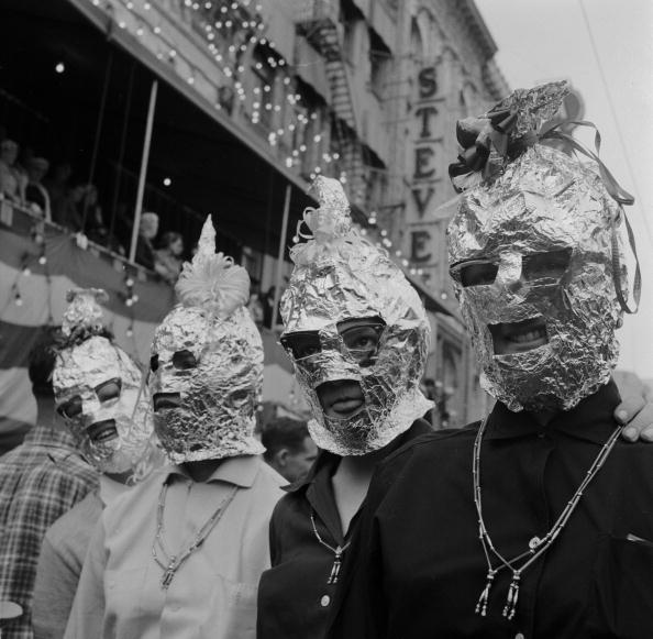 Homemade「Tin Foil Men」:写真・画像(5)[壁紙.com]