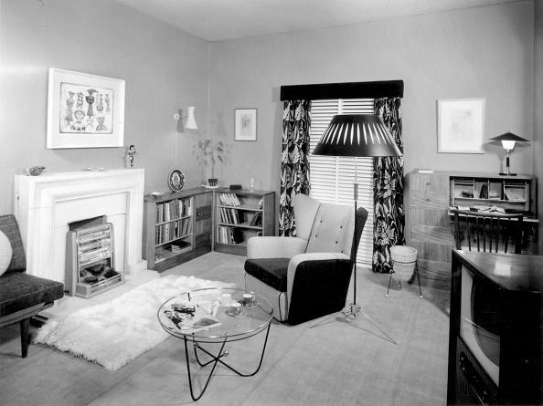 Home Interior「1950's Living Room」:写真・画像(5)[壁紙.com]