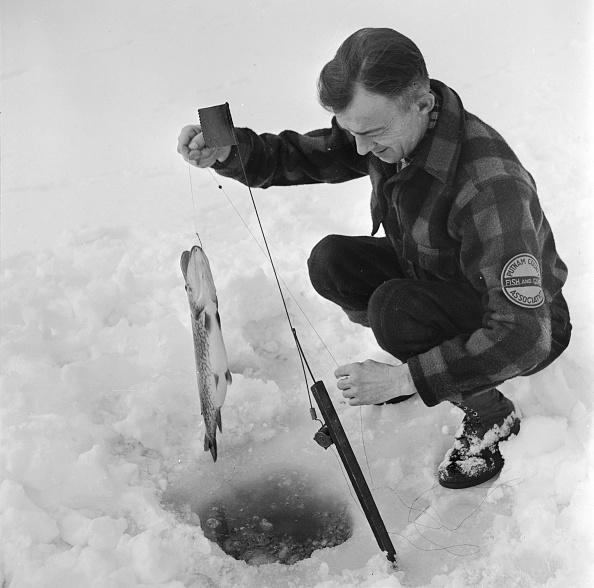 Minnesota「Ice Fishing」:写真・画像(7)[壁紙.com]