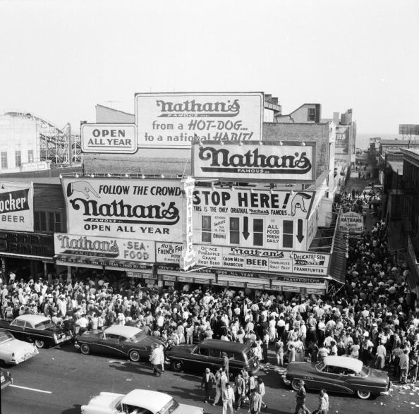 Hot Dog「Nathan's Hotdogs」:写真・画像(17)[壁紙.com]