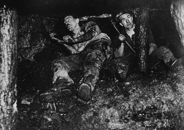 Welsh Culture「Miners Working」:写真・画像(4)[壁紙.com]