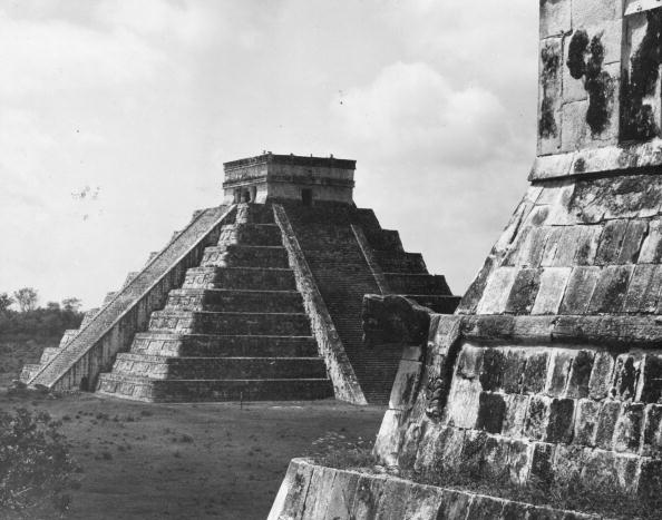 Ancient Civilization「Mayan Temple」:写真・画像(3)[壁紙.com]