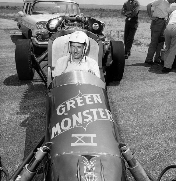 Drag Racing「Green Monster」:写真・画像(4)[壁紙.com]