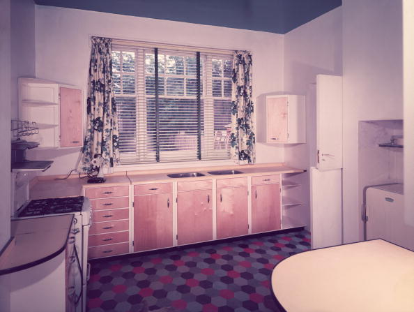 Kitchen「Elegant Kitchen」:写真・画像(16)[壁紙.com]