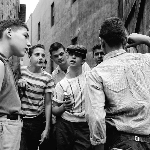 Gang「Teenage Gang」:写真・画像(8)[壁紙.com]