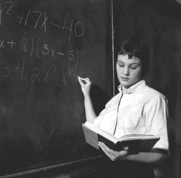 Blackboard - Visual Aid「Maths Class」:写真・画像(10)[壁紙.com]