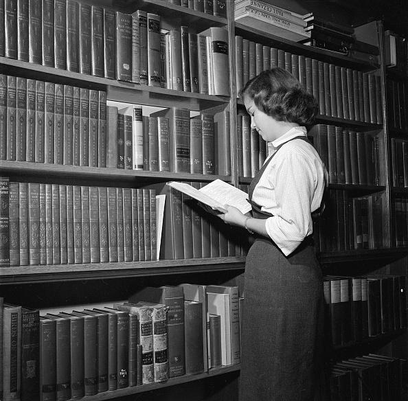 Learning「School Library」:写真・画像(17)[壁紙.com]