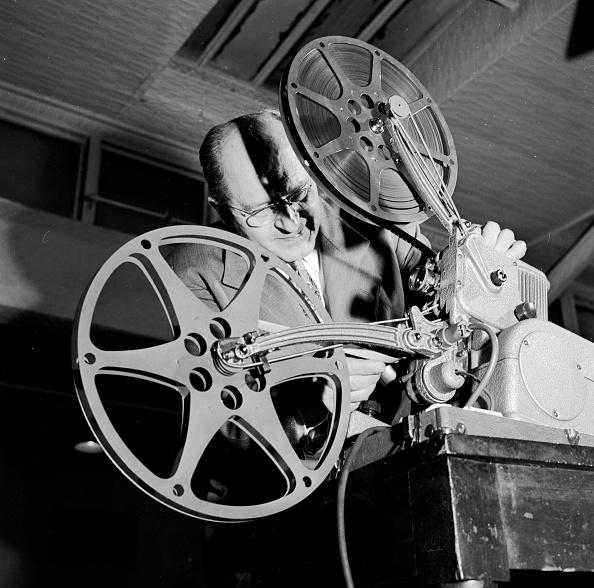 Film Industry「Film Projector」:写真・画像(19)[壁紙.com]