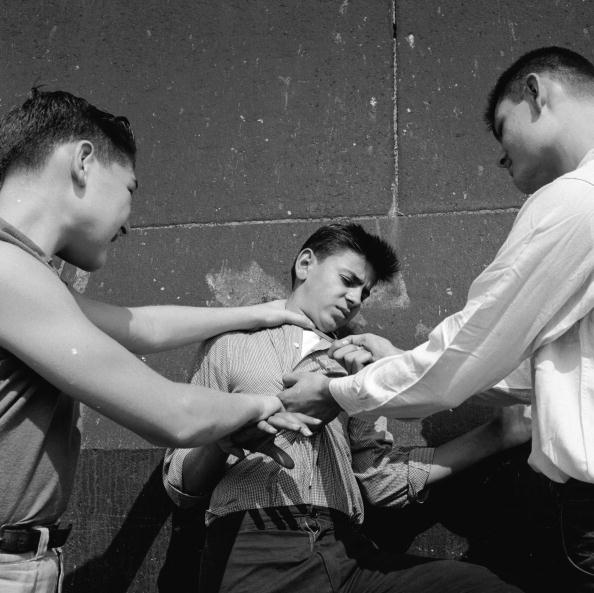 Teenager「Street Fight」:写真・画像(11)[壁紙.com]
