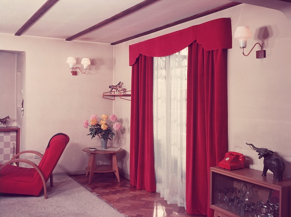 Curtain「Country Cottage」:写真・画像(0)[壁紙.com]