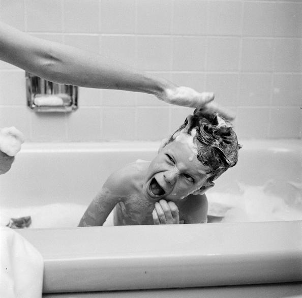 Bathroom「Reluctant Bather」:写真・画像(17)[壁紙.com]