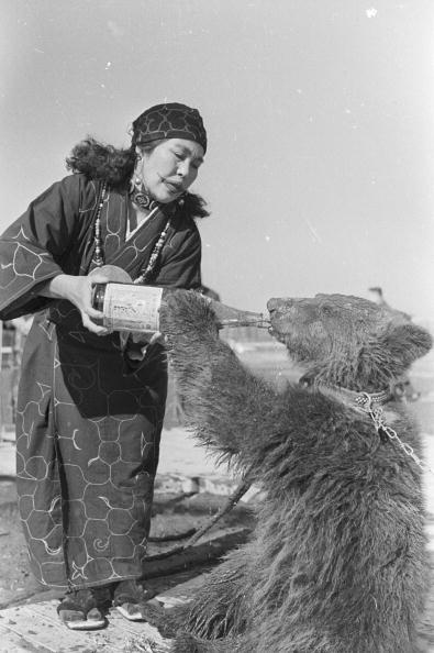 Feeding「Bear's'Drink」:写真・画像(16)[壁紙.com]
