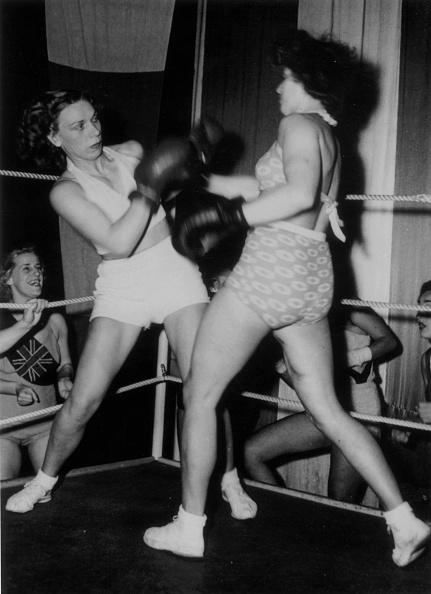 ボクシング「Women Boxing」:写真・画像(9)[壁紙.com]