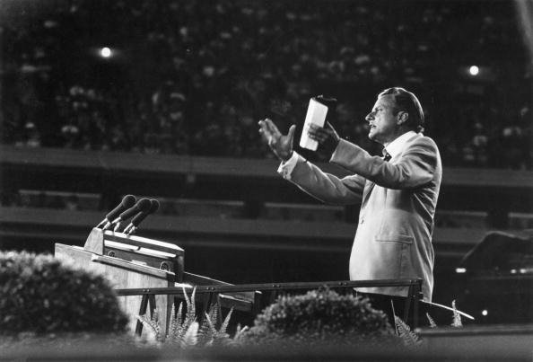 Preacher「Billy Graham Speaks」:写真・画像(5)[壁紙.com]