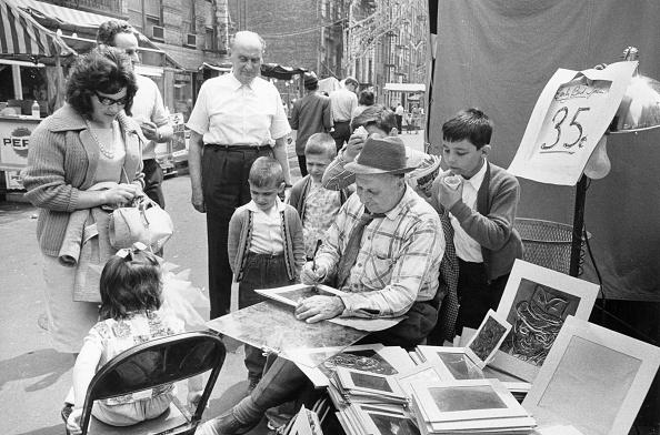 Greenwich Village「New York Artist」:写真・画像(1)[壁紙.com]