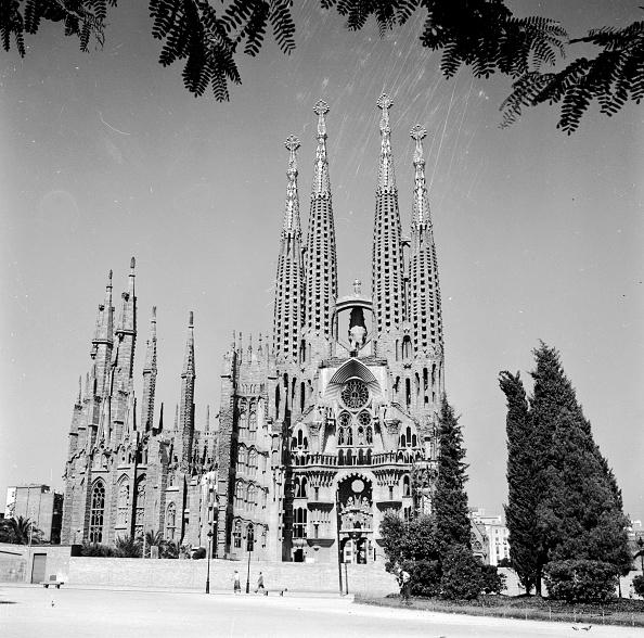 Sagrada Familia - Barcelona「Gaudi Style」:写真・画像(4)[壁紙.com]