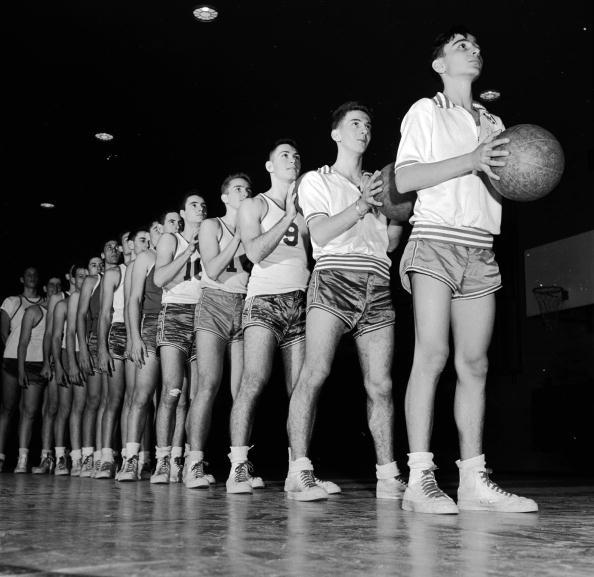 バスケットボール「Foul Line Practice」:写真・画像(8)[壁紙.com]