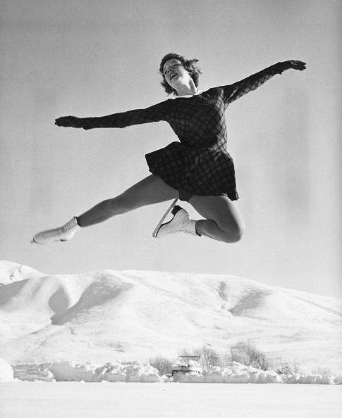 Figure Skating「Tenley Albright」:写真・画像(16)[壁紙.com]