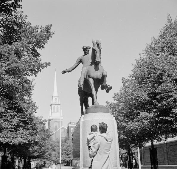 Square「Revere Monument」:写真・画像(14)[壁紙.com]
