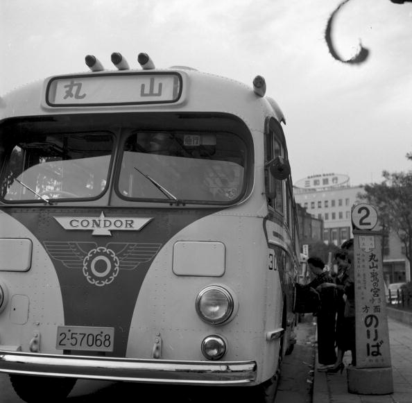 Showa Period「Tokyo Bus」:写真・画像(18)[壁紙.com]