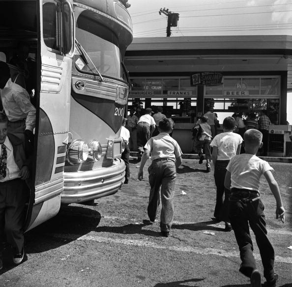 Bus「Journey Break」:写真・画像(18)[壁紙.com]