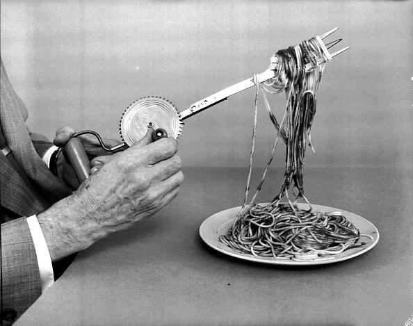 Invention「Spaghetti Aid」:写真・画像(0)[壁紙.com]