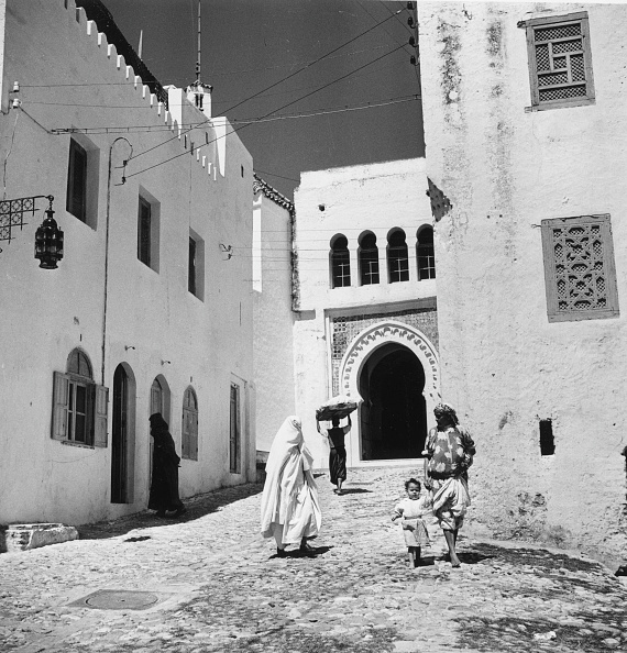 1950-1959「Moroccan Street」:写真・画像(16)[壁紙.com]