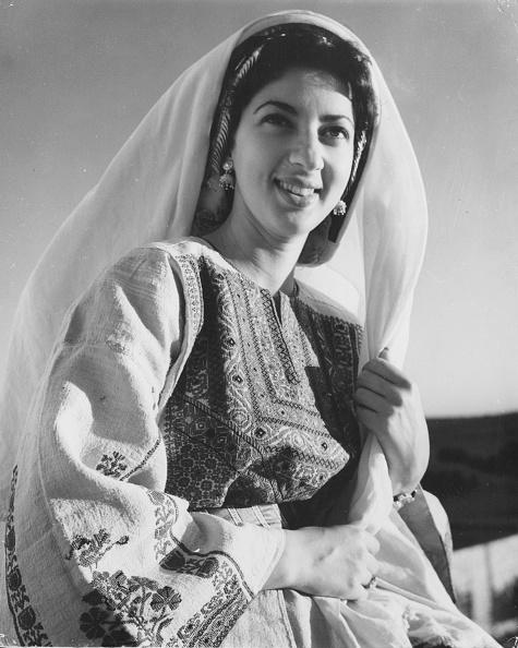 20th Century「Jordanian Woman」:写真・画像(8)[壁紙.com]