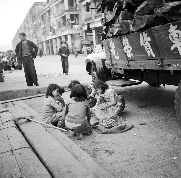1950-1959「Hong Kong Refugees」:写真・画像(4)[壁紙.com]