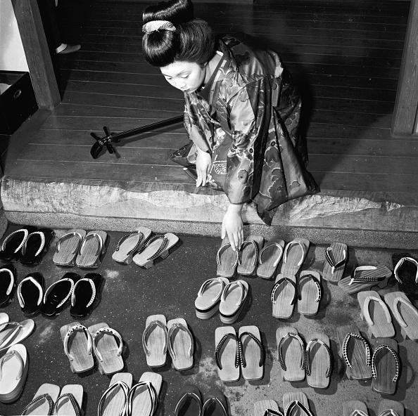 芸者「Geisha Footwear」:写真・画像(16)[壁紙.com]