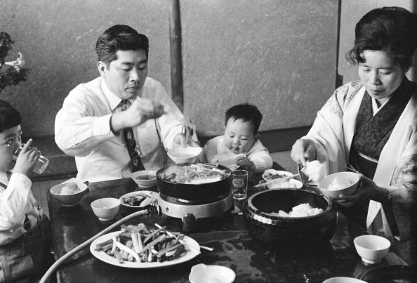 Showa Period「Japanese Meal」:写真・画像(9)[壁紙.com]