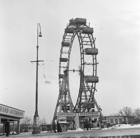 Ferris Wheel「Austrian Ferris Wheel」:写真・画像(1)[壁紙.com]