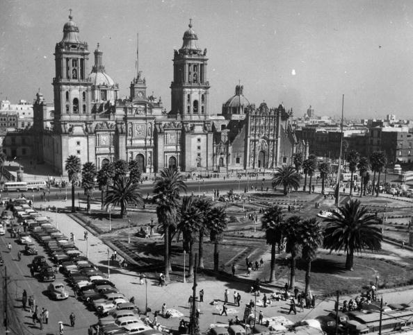 Mexico City「Mexico City Square」:写真・画像(2)[壁紙.com]