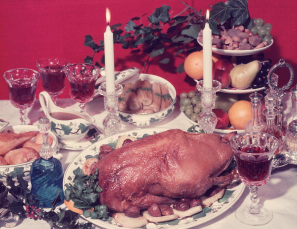 Crockery「Christmas Dinner」:写真・画像(6)[壁紙.com]