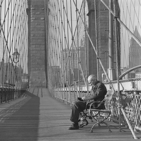Bench「Brooklyn Bridge」:写真・画像(7)[壁紙.com]