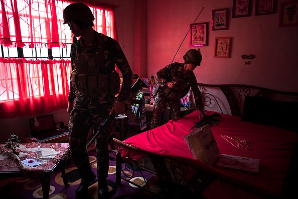 Photography「Philippine Troops Battle To Retake Marawi」:写真・画像(3)[壁紙.com]