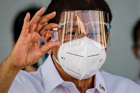 Incidental People「Sinovac Vaccine Arrives in The Philippines」:写真・画像(18)[壁紙.com]