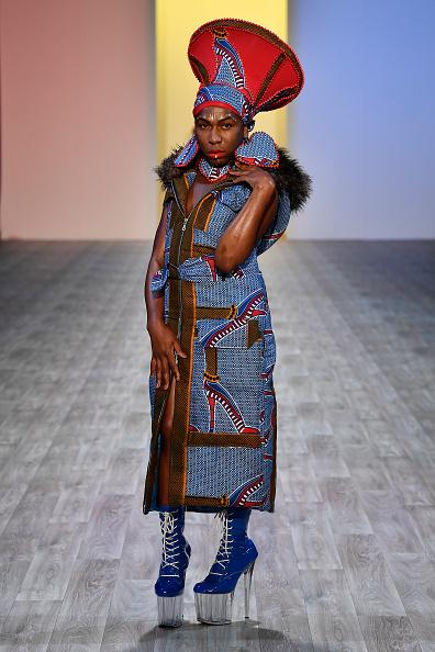 Multi Colored「Adhala Lenzo, ARITAUA, Afrispec Global, Schmood by Lola - Runway - New Zealand Fashion Week 2019」:写真・画像(1)[壁紙.com]
