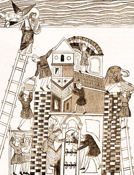 Writing「The Tower of Babel」:写真・画像(19)[壁紙.com]