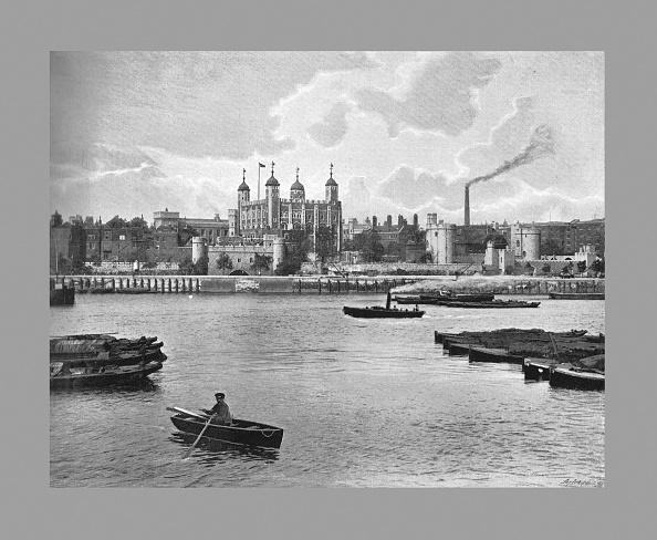 世界遺産「The Tower Of London, C1900」:写真・画像(18)[壁紙.com]